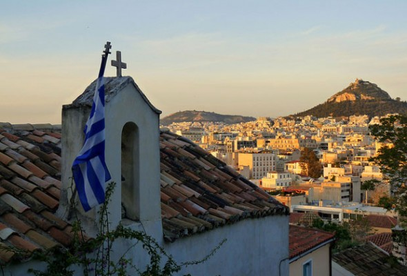 The first baby steps of a basic income movement in Greece